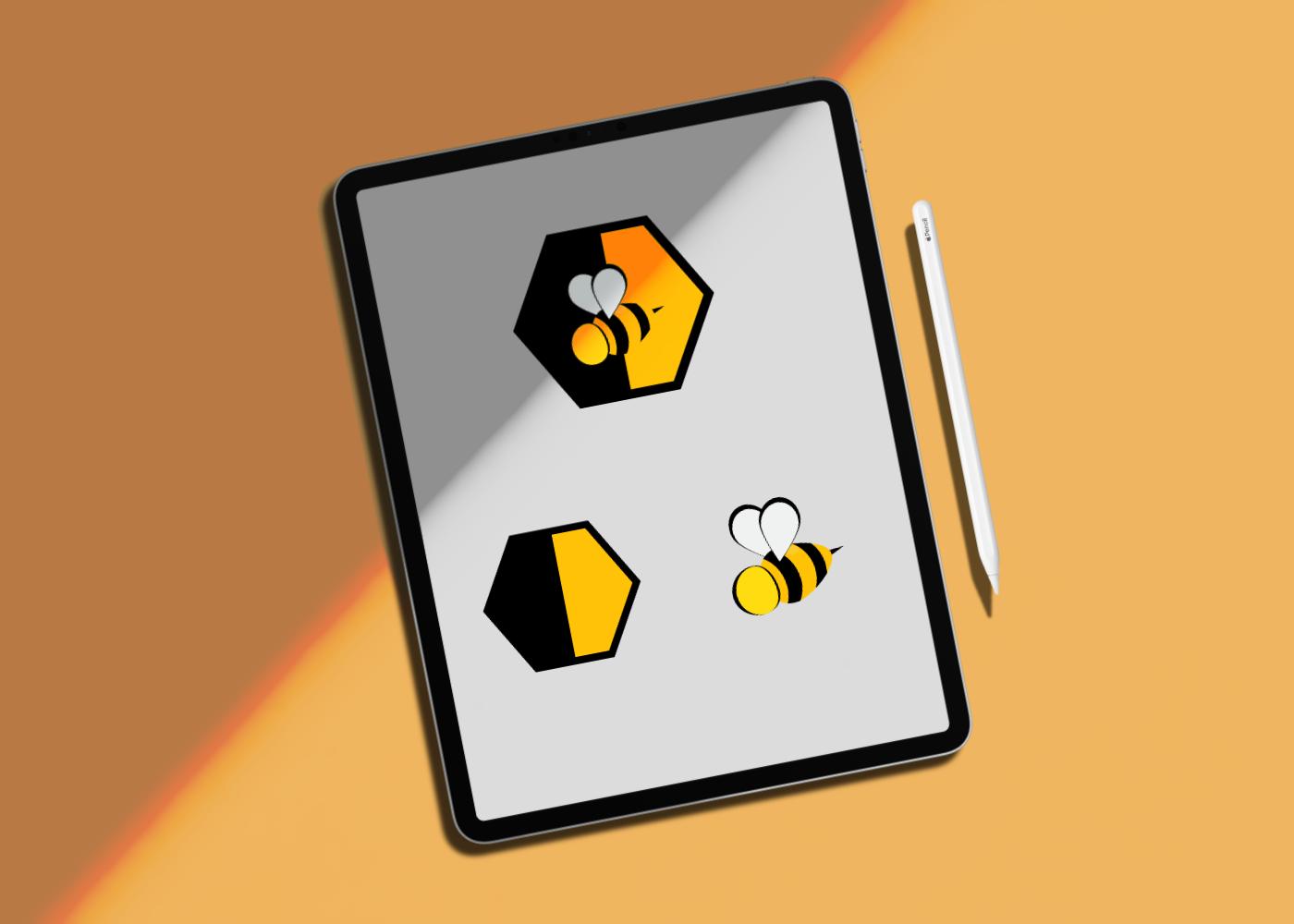 Ipod Mockup Logo Elemente Componente